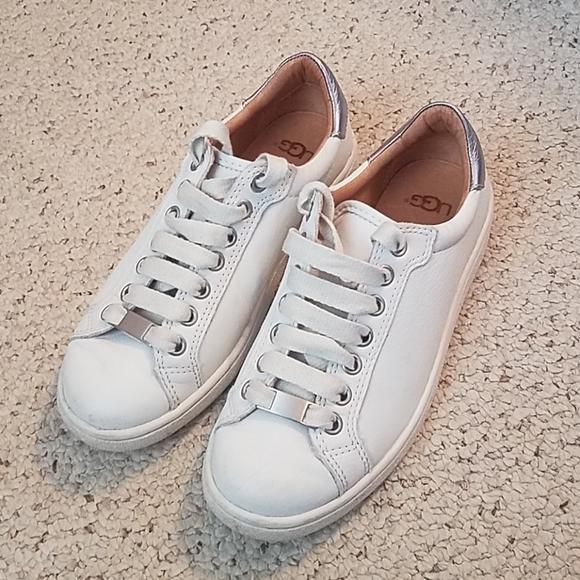 UGG Shoes | Ugg Milo Leather Sneaker